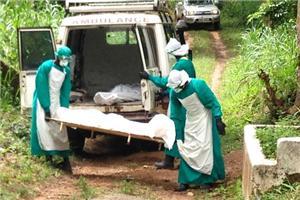 Health workers strike at Sierra Leone Ebola hospital