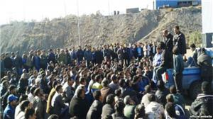 Five Thousand Mine Workers Strike in Protest against Arrest of Strikers