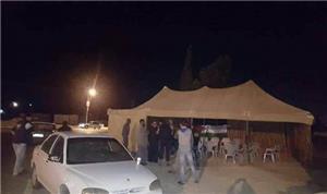 اعتصام لحملة الشهادات العليا المتعطلين عن العمل في الكرك
