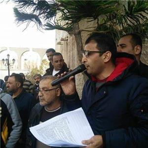 عمال البلديات يهددون بالاعتصام بحال عدم تلبية مطالبهم العمالية