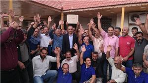 استمرار إضراب العاملين في البلديات لليوم الثالث على التوالي