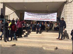 65 بلدية تعود للإضراب المفتوح